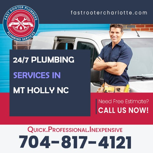 Plumbers Mount Holly NC