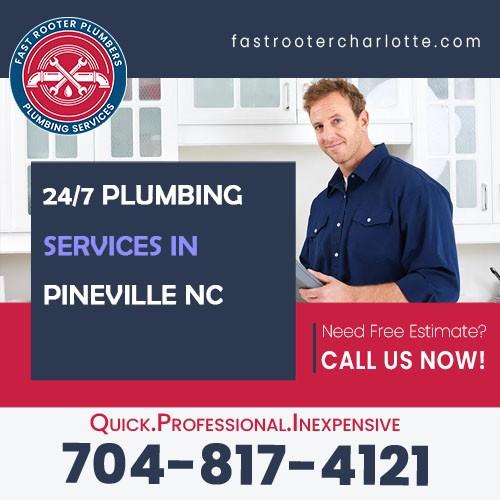 Plumbers Pineville NC