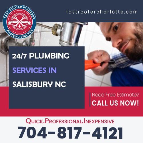 Plumbers Salisbury NC