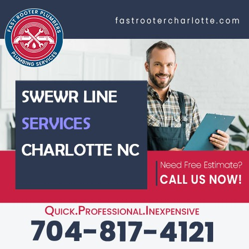 Sewer Line Repair & Replacement Charlotte NC