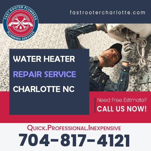 Water Heater Repair Charlotte NC